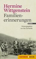 Hermine Wittgenstein: Familienerinnerungen ★★★