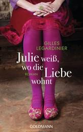 Julie weiß, wo die Liebe wohnt - Roman