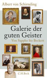 Galerie der guten Geister - Von Sappho bis Beckett