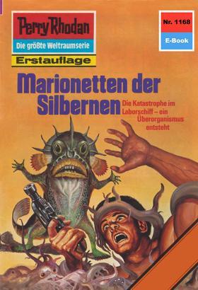 Perry Rhodan 1168: Marionetten der Silbernen