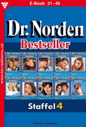 Dr. Norden Bestseller Staffel 4 – Arztroman
