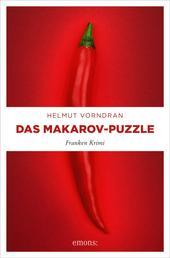 Das Makarov-Puzzle - Franken Krimi