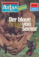 Marianne Sydow: Atlan 196: Der Blaue von Somor ★★★★