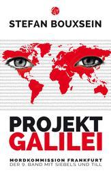 PROJEKT GALILEI - Mordkommission Frankfurt: Der 9. Band mit Siebels und Till