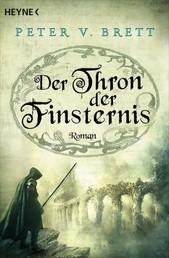 Der Thron der Finsternis - Roman