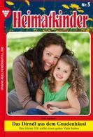 Ute Amber: Heimatkinder 5 – Heimatroman