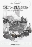 Karl Hemeyer: Olympia 1936