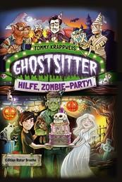 Ghostsitter - Hilfe, Zombie-Party