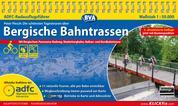 ADFC-Radausflugsführer Bergische Bahntrassen 1:50.000 praktische Spiralbindung, reiß- und wetterfest, GPS-Track Download - Mit Bergischem Panorama-Radweg, Niederbergbahn,Balkan- und Nordbahntrasse - jetzt mit Knotenpunkten