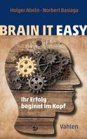 Holger Abeln: Brain it easy