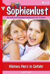 Sophienlust 119 – Familienroman - Kleines Herz in Gefahr