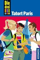 Henriette Wich: Die drei !!!, 5, Tatort Paris (drei Ausrufezeichen) ★★★★★