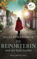 Helga Beyersdörfer: Die Hellseherin - Margot Thalers zweiter Fall ★★★★