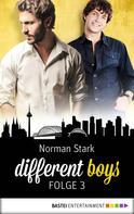 Norman Stark: different boys - Folge 3 ★★★★