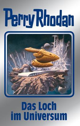 Perry Rhodan 109: Das Loch im Universum (Silberband)