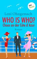 Leni Ohngemach: Who is Who? ★★★
