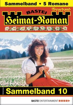 Heimat-Roman Treueband 10 - Sammelband
