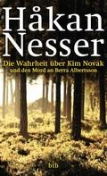 Håkan Nesser: Die Wahrheit über Kim Novak und den Mord an Berra Albertsson ★★★