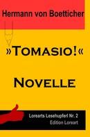 Hermann von Bötticher: »Tomasio!«