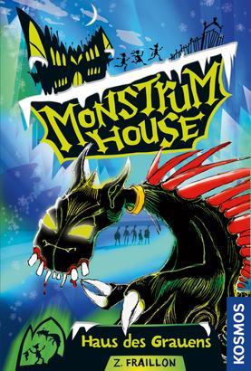 Monstrum House, 1, Haus des Grauens