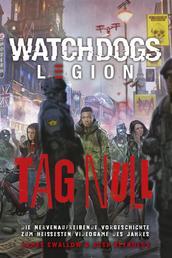 Watch Dogs: Legion – Tag Null