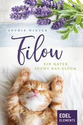Filou - ein Kater sucht das Glück - Katzenroman