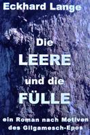 Eckhard Lange: Die LEERE und die FÜLLE