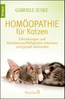 Gabriele Zuske: Homöopathie für Katzen ★★★★