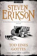 Steven Erikson: Das Spiel der Götter 15 ★★★★★