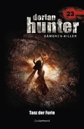 Dorian Hunter 23 - Tanz der Furie