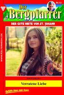 Toni Waidacher: Der Bergpfarrer 151 – Heimatroman