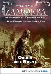 Professor Zamorra 1207 - Horror-Serie - Orden der Nacht