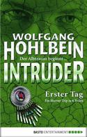Wolfgang Hohlbein: Intruder ★★★