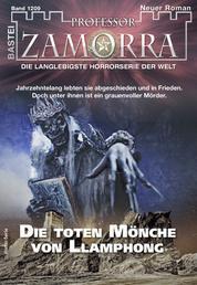 Professor Zamorra 1209 - Horror-Serie - Die toten Mönche von Llamphong
