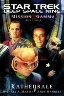 Michael A. Martin: Star Trek - Deep Space Nine 8.07: Mission Gamma 3 - Kathedrale ★★★★★