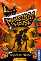 Zana Fraillon: Monstrum House, 2, Angriff der Monster ★★★★★