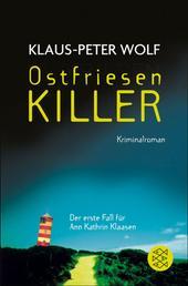 OstfriesenKiller - Kriminalroman