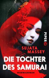 Die Tochter des Samurai - Kriminalroman
