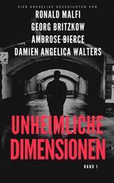 Unheimliche Dimensionen