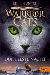 Warrior Cats - Vision von Schatten. Dunkelste Nacht - Staffel VI, Band 4