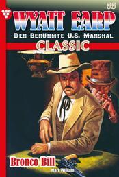 Wyatt Earp Classic 55 – Western - Branco Bill