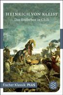 Heinrich von Kleist: Das Erdbeben in Chili ★★★★★