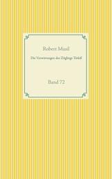 Die Verwirrungen des Zöglings Törleß - Band 72