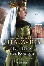 Das Herz der Königin - Historischer Roman