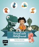 Amigurumipatterns.net: Tierisch süße Häkelfreunde – Die Dinos kommen ★★★★★