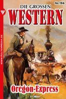 G. F. Waco: Die großen Western 194 ★★★★