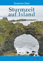 Sturmzeit auf Island - Roman