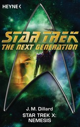 Star Trek X: Nemesis - Roman