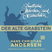 H. C. Andersen: Sämtliche Märchen und Geschichten, Der alte Grabstein