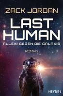 Zack Jordan: Last Human - Allein gegen die Galaxis ★★★